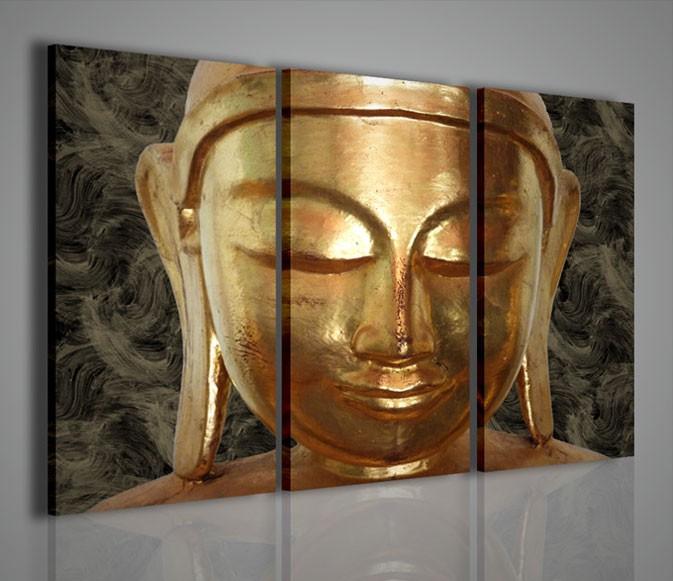 Quadri Moderni-Quadri Etnici-Buddha III | QUADRI MODERNI SU TELA