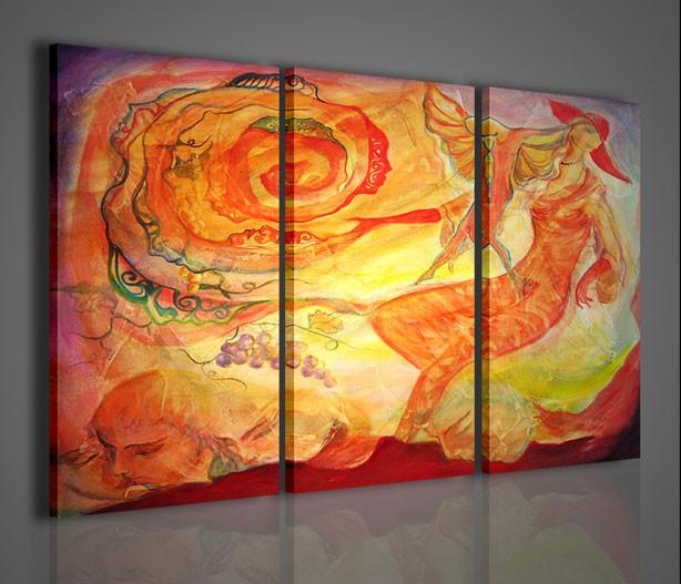 Quadri moderni quadri astratti vezzi quadri moderni su tela for Quadri su tela astratti
