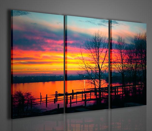 Quadri paesaggi tutte le offerte cascare a fagiolo for Quadri arte moderna astratti