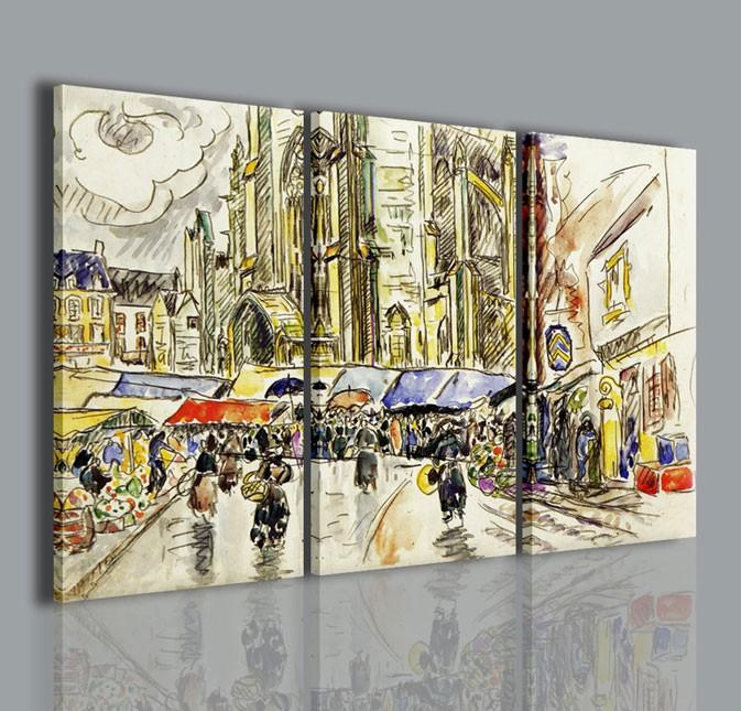 Quadri moderni quadri pittori famosi paul signac iii for Quadri astratti famosi