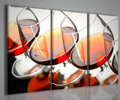 Quadri Moderni-Quadri Food & Drink-Composition of Wine