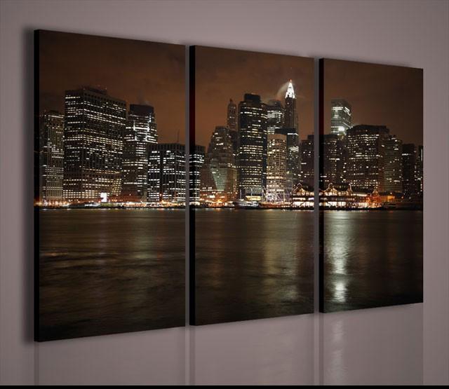 Quadri new york tutte le offerte cascare a fagiolo Quadri moderni arredamento prezzi