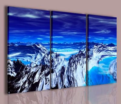 Quadri Moderni-Quadri di Natura e Paesaggi-White Mountain