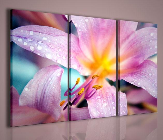 Quadri moderni quadri fiori e piante fantastic flower for Quadri fiori