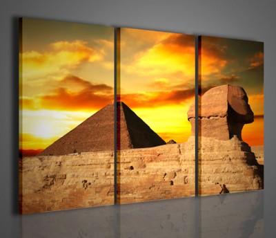 Quadri Moderni-Quadri Etnici-Pyramid