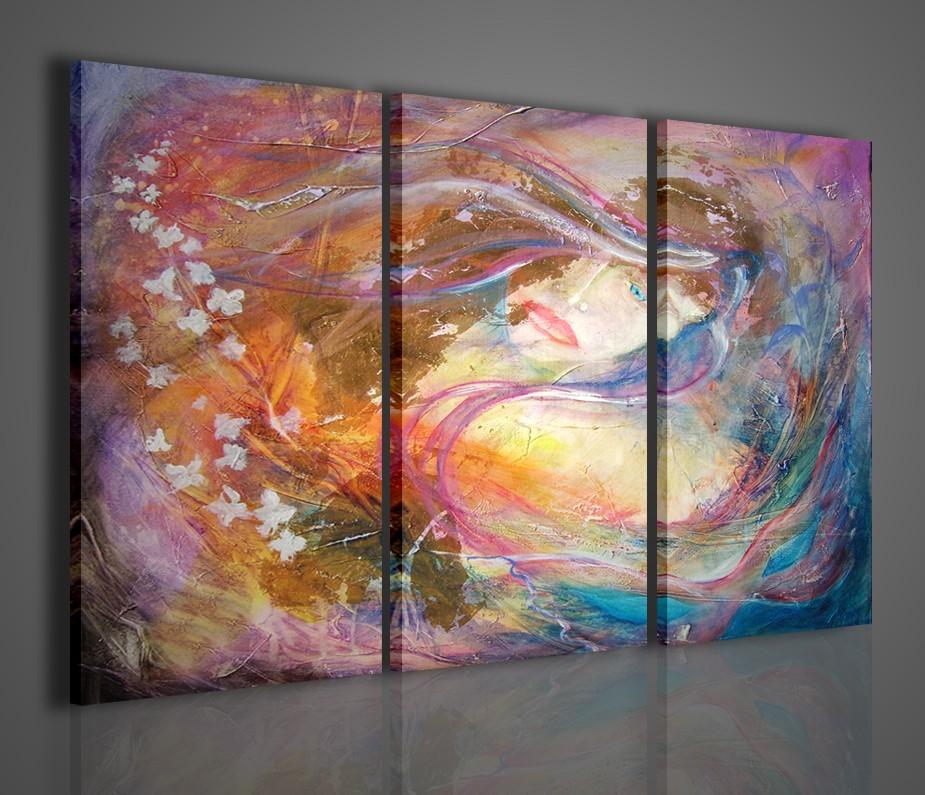 Quadri religiosi quadri moderni su tela for Quadri astratti famosi