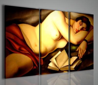 Quadri Moderni-Quadri Pittori Famosi-Tamara de Lempicka I