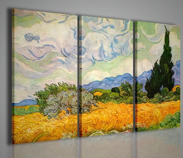 quadri moderni quadri pittori famosi vincent van gogh v